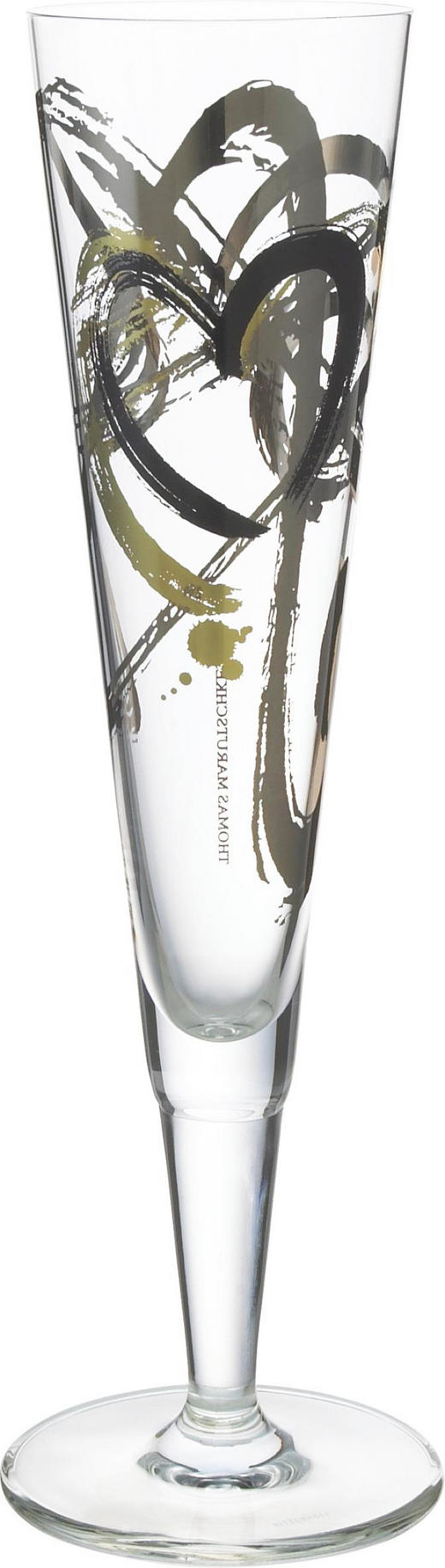 CHAMPAGNERGLAS - Transparent, Basics, Glas (0,2l) - Ritzenhoff