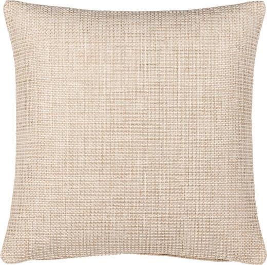 KISSENHÜLLE Creme 50/50 cm - Creme, Basics, Textil (50/50cm)