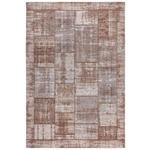FLACHWEBETEPPICH  155/230 cm  Rosa   - Rosa, Trend, Textil (155/230cm) - Novel