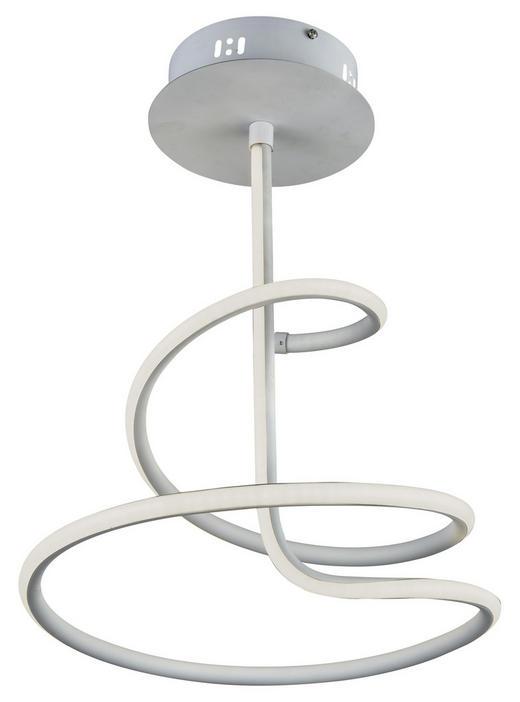 LED-DECKENLEUCHTE - Weiß, KONVENTIONELL, Kunststoff/Metall (36/46cm) - Novel