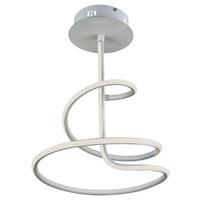 LED SVJETILJKA STROPNA - bijela, Konvencionalno, metal/plastika (36/46cm) - Novel
