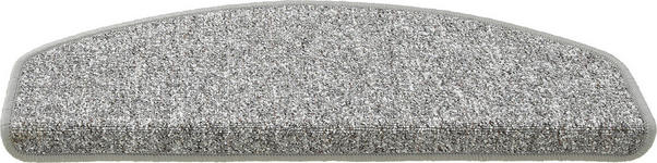 STUFENMATTE in Grau - Grau, KONVENTIONELL, Textil (28/65cm) - Esposa