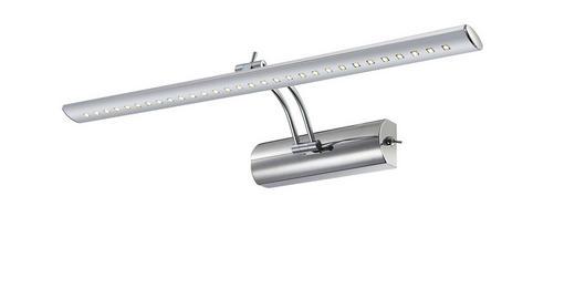 LED-WANDLEUCHTE - MODERN, Kunststoff/Metall (53/18/16cm)