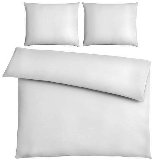BETTWÄSCHE 200/200 cm - Weiß, Basics, Textil (200/200cm) - Fussenegger