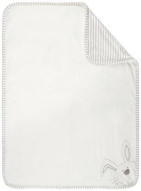 MYSFILT - vit/silver, Basics, textil (75/100cm) - My Baby Lou
