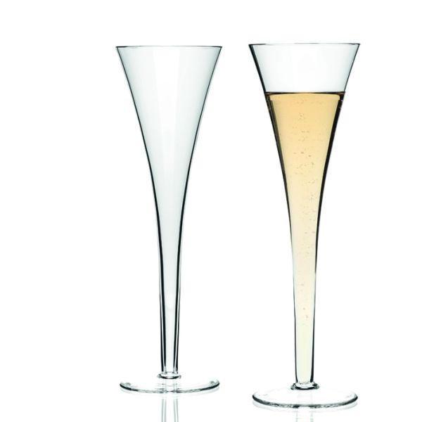 GLÄSERSET 2-teilig - Glas (16,5/27/9cm) - LEONARDO
