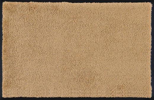 FUßMATTE 120/180 cm Uni Sahara - Sahara, Basics, Kunststoff/Textil (120/180cm) - Esposa