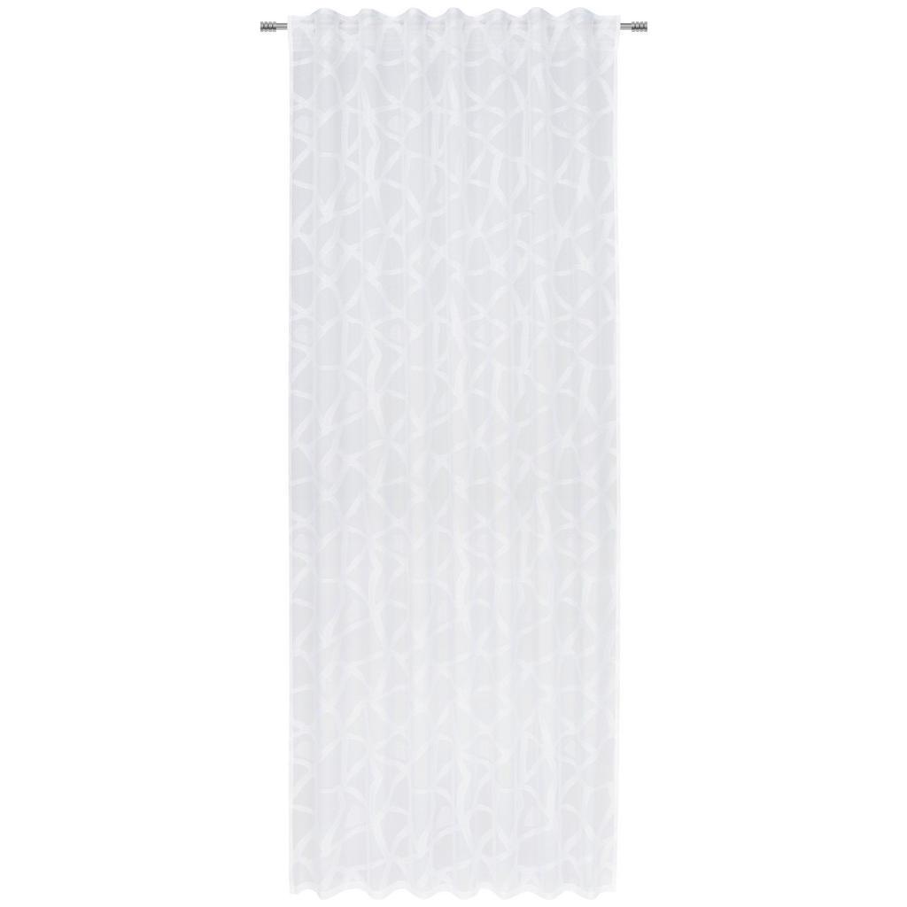 Novel Fertigvorhang halbtransparent 140/245 cm