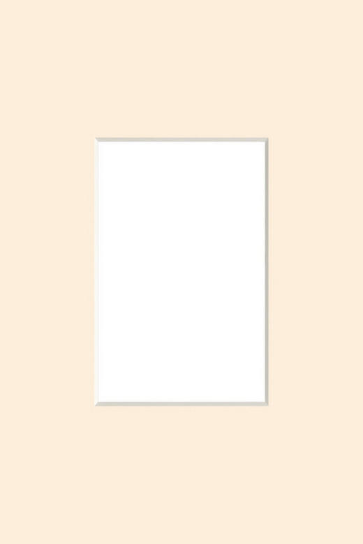 PASSEPARTOUT  Beige - Beige, Papier (13/18cm)