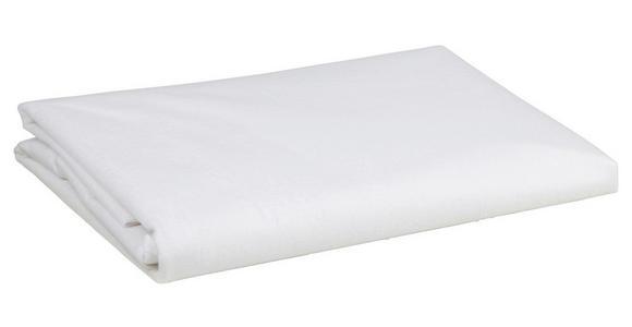 MATRATZENAUFLAGE 140/200 cm  - Weiß, Basics, Textil (140/200cm) - Sleeptex