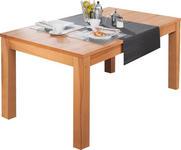 ESSTISCH in Holz 90/160(220)/76 cm   - Buchefarben, KONVENTIONELL, Holz (90/160(220)/76cm) - Cantus