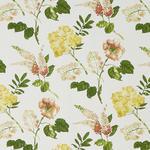 VORHANGSTOFF per lfm  - Gelb/Terra cotta, LIFESTYLE, Textil (160cm) - Landscape