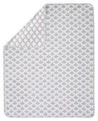 SCHMUSEDECKE - Hellrosa, LIFESTYLE, Textil (75/100cm) - My Baby Lou