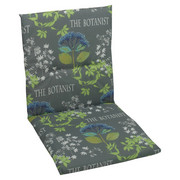 JASTUK ZA STOLICU - siva/zelena, Design, tekstil (98/50/5cm) - Ambia Garden