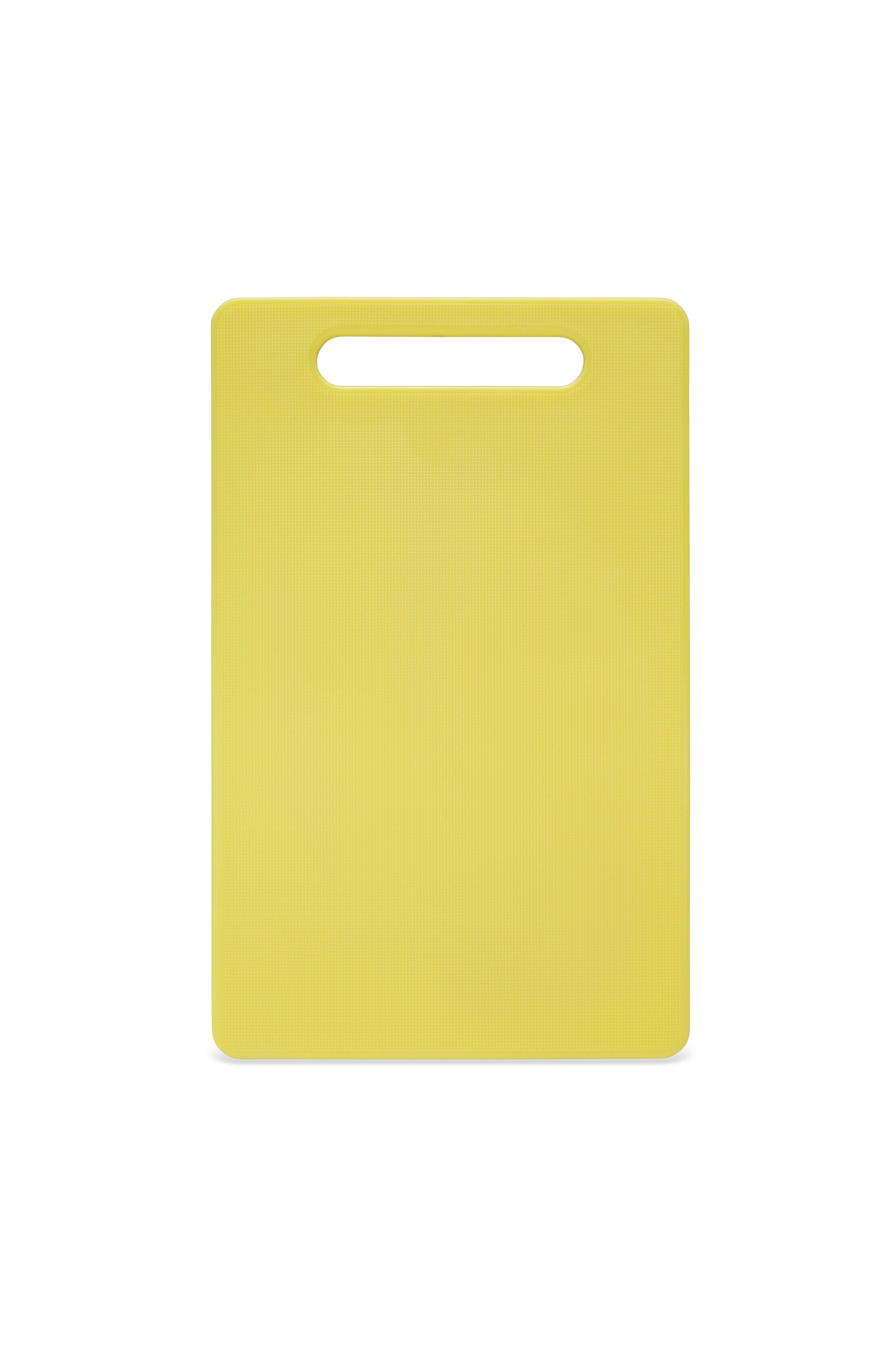SCHNEIDEBRETT 15/24/0,5 cm - Gelb, Basics, Kunststoff (15/24/0,5cm) - HOMEWARE