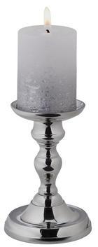 SVÍCEN - barvy stříbra, Design, kov (8,5/12cm) - Ambia Home