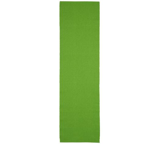 UBRUS 'BĚHOUN' NA STŮL, 40/140 cm, zelená - zelená, Basics, textil (40/140cm) - Boxxx