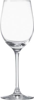 ČAŠA ZA BIJELO VINO - prozirno, Konvencionalno, staklo (21cm) - LEONARDO