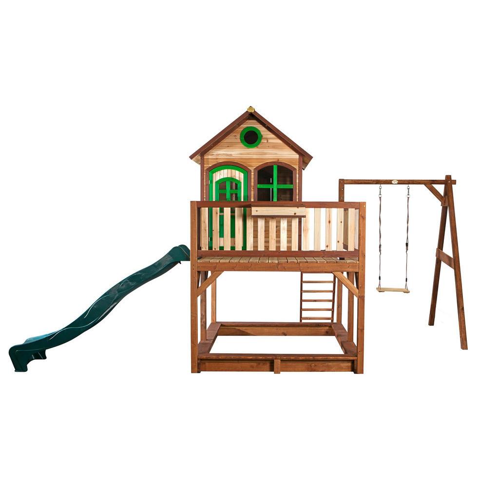 Spielturm Outdoor Spielplatz für den Garten
