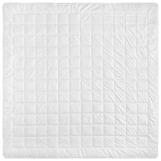 SOMMERBETT  200/200 cm - Weiß, Basics, Textil (200/200cm) - BILLERBECK