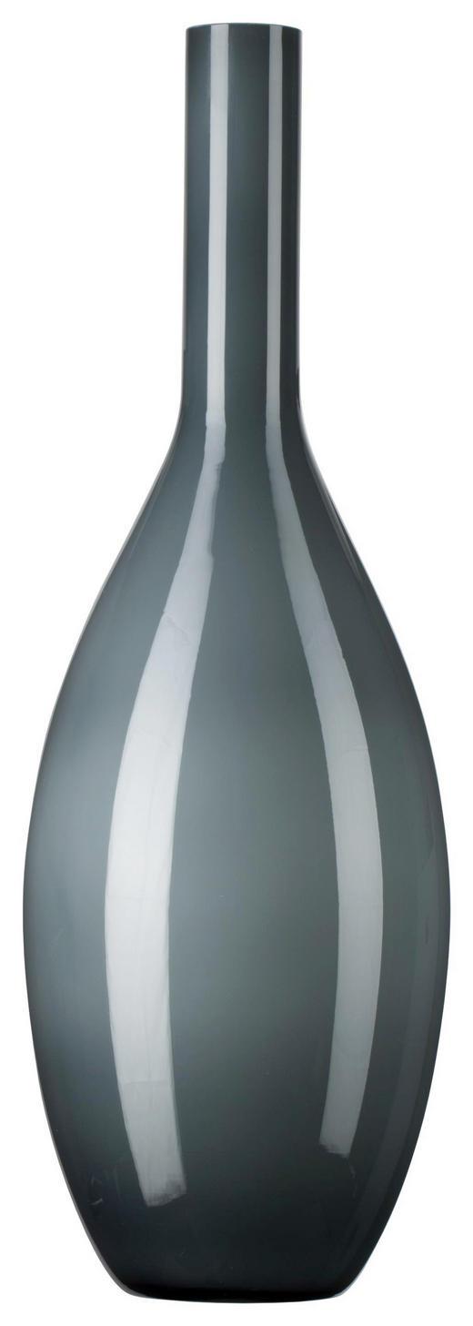 VASE - Grau, Basics, Glas (18/50cm) - LEONARDO