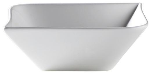 SCHÜSSEL Keramik New Bone China - Weiß, Basics, Keramik (18/18/6cm) - Ritzenhoff Breker