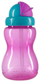 BABYTRINKFLASCHE - Rosa, Basics, Kunststoff (7/15cm) - MY BABY LOU