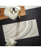 TEPPICH  60/90 cm  Multicolor   - Multicolor, LIFESTYLE, Kunststoff/Textil (60/90cm)