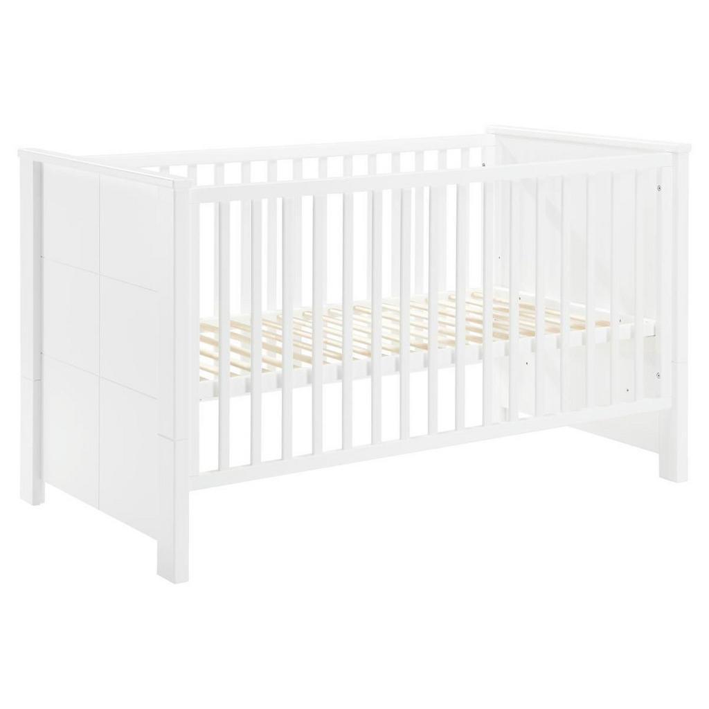 Weißes Gitterbett 'Julia' von My Baby Lou
