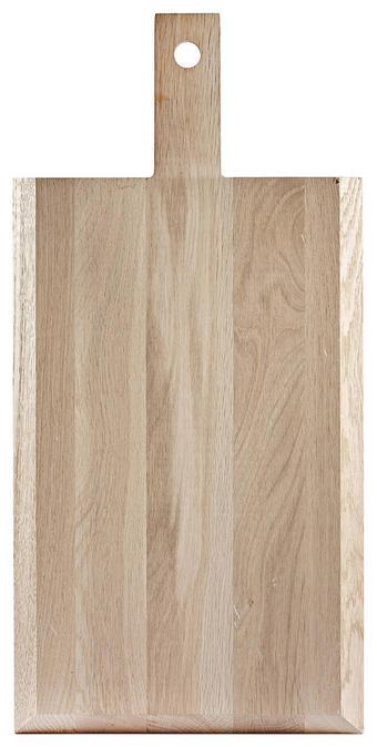 SERVERINGSBRÄDA - ekfärgad, Basics, trä (53/26/2cm) - HOMEWARE PROFESSION.