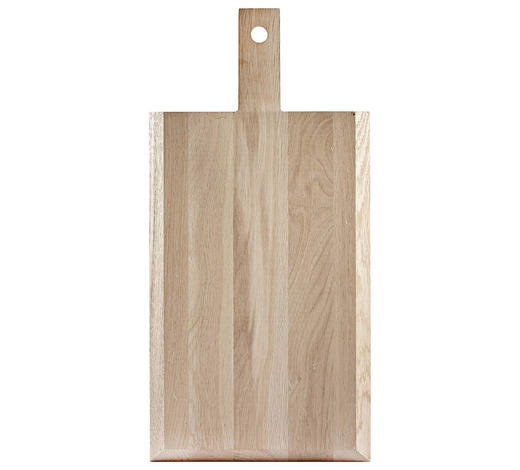 SERVÍROVACÍ PRKÉNKO - barvy dubu, Basics, dřevo (53/26/2cm) - Homeware Profession.