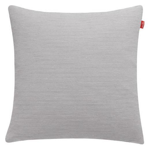 KISSENHÜLLE Grau 38/38 cm - Grau, Basics, Textil (38/38cm) - Esprit
