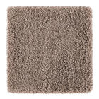 BADEMATTE  Taupe  60/60 cm - Taupe, Basics, Kunststoff/Textil (60/60cm) - Esposa