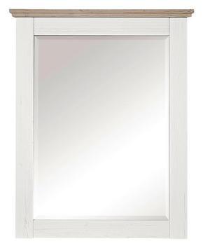 SPEGEL - pinjefärgad/mullvadsfärgad/gråbrun, Lifestyle, glas/träbaserade material (69/85/4cm) - Landscape