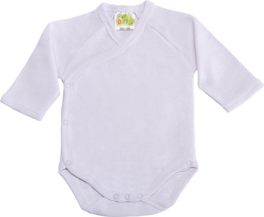 WICKELBODY - Weiß, Basics, Textil (44) - Dimotex