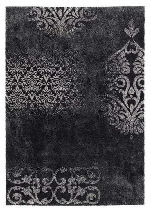 VINTAGE-TEPPICH  160/230 cm  Anthrazit - Anthrazit, Trend, Textil (160/230cm) - Novel