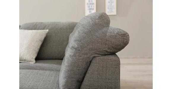 WOHNLANDSCHAFT in Textil Grau - Eichefarben/Grau, Natur, Holz/Textil (226/281cm) - Valnatura