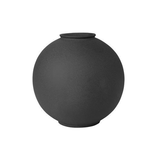 VASE 28,4 cm  - Anthrazit, MODERN, Keramik (29,3/28,4cm) - Blomus