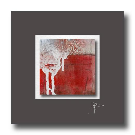 Abstraktes BILD - Multicolor (50/50cm) - WIEDEMANN