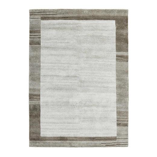ORIENTTEPPICH  90/160 cm  Grau, Naturfarben - Naturfarben/Grau, Basics, Textil (90/160cm) - Esposa