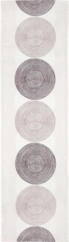 "UBRUS ""BĚHOUN"" NA STŮL - šedohnědá, Design, textil (40/140cm) - NOVEL"