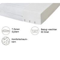 WENDEMATRATZE 90/200 cm - Weiß, Basics, Textil (90/200cm) - Carryhome