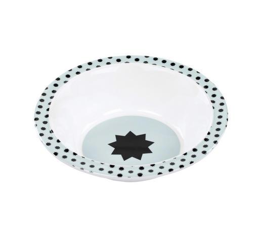 KINDERTELLER  - Mintgrün, Basics, Kunststoff (16,2/16,2/4cm) - Lässig