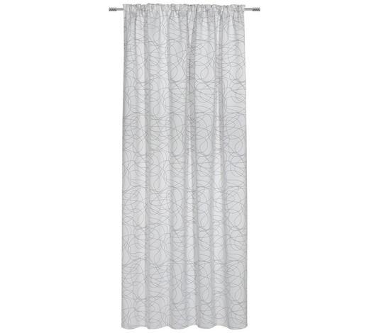 FERTIGVORHANG blickdicht - Taupe, KONVENTIONELL, Textil (140/245cm) - Esposa