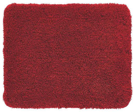BADTEPPICH  Kirschbaumfarben - Kirschbaumfarben, Basics, Kunststoff/Textil (55/65cm) - Kleine Wolke