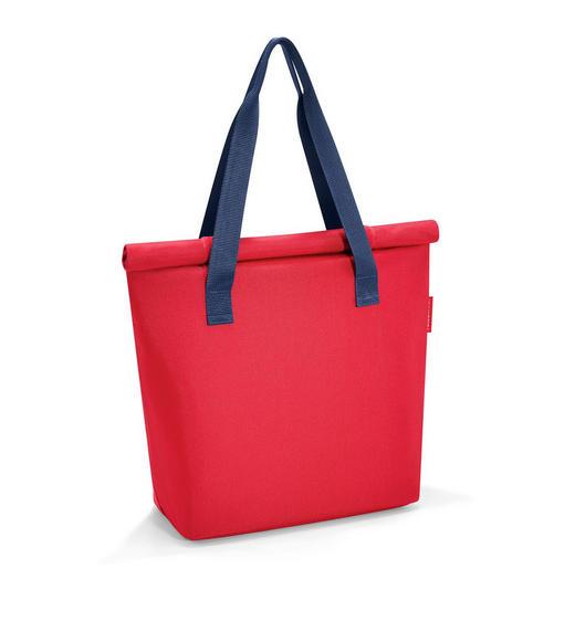 FRESH LUNCHBAG ISO L RED Rot - Rot, Textil (41/48/14cm) - Reisenthel