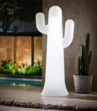 AUßENSTEHLEUCHTE Weiß - Weiß, Design, Kunststoff (61/140cm)