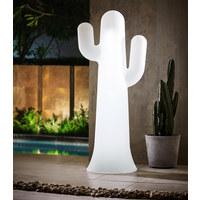 LED-AUßENLEUCHTE - Weiß, Design, Kunststoff (61/140cm)
