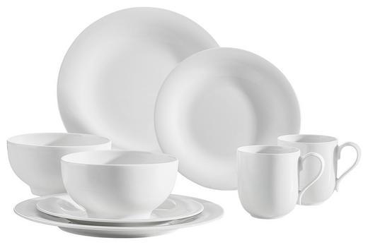 Porzellan  KOMBISERVICE 8-teilig - Creme, Design, Keramik (3kg) - Villeroy & Boch
