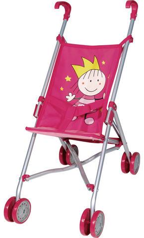 DOCKVAGN - pink, Basics, metall/textil (51/26,5/55cm) - My Baby Lou